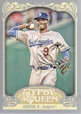 2012 Topps Gypsy Queen Baseball Base Singles #124-238 (Pick Your Cards)