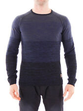 O'Neill Knitted pullover Top Pattern Crew blau Crew neck warm