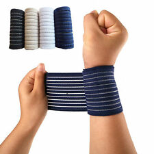 Hot 40cm Elastic Breathable Sports Wristband Wrist Support Brace Wrist Protector
