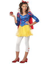 California Costumes Collections 04071 Tween Sassy Snow White
