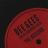 THE BEE GEES - THEIR GREATEST HITS - 2 X CD SET - NIGHT FEVER / ALONE / WORDS +