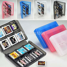 28 in 1 Protective Game Card Storage Case Holder Box For Nintendo 3DS XL LL Dsi