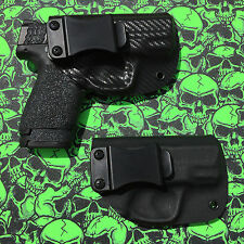 Shield XDS LCP Nano Glock SIG LC9 Kahr M&P Sccy Ruger Tactical Kydex IWB Holster