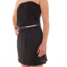 Billabong Amed Dress Summer Dress Strapless black beige S3DR03 BIP5