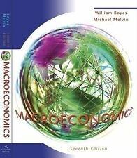 Macroeconomics by Michael Melvin and William Boyes (2007, Book, Other)
