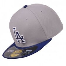 New Era Cap LA NFL Basic 59FIFTY Blue/grey Baseball Cap Caps Trucker Cap