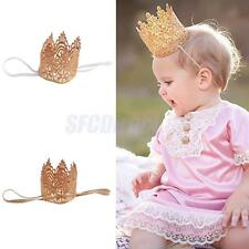 Kids Toddler Crown Tiara Headband Hair Band Accessories Girl Baby Headpieces