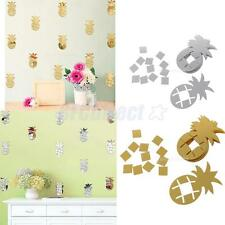 10xPineapple Removable Wall Sticker Living Room Home Window Decor Creative Decal