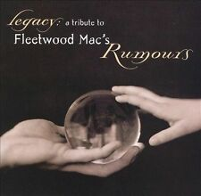 Legacy: A Tribute to Fleetwood Mac's Rumours by Various Artists (CD,...