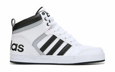 ADIDAS MENS NEO RALEIGH 9TIS HIGH TOP SNEAKER WHITE SHOES **WORLDWIDE SHIPPING