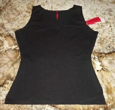 SPANX Trust Your ThinStincts Black Med Control Shapewear Tank Top Womens 1X 2X