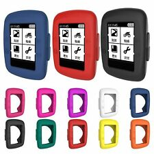 Silicone Rubber Case Cover Skin Protector For Garmin Edge 200/500 GPS-Shockproof