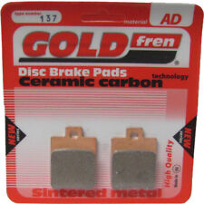 Front Disc Brake Pads for Piaggio Liberty 50 4T 2002 50cc  By GOLDfren