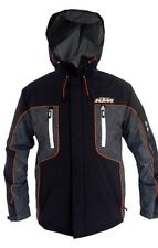 BRAND NEW KTM RACING SOFT SHELL JACKET MEN'S 3PW1551304 3PW1551305