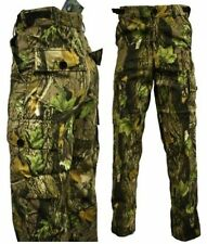StormKloth G.C.C Country CAMO Camouflage Trouser FISHING HUNTING Cargo Pants NEW