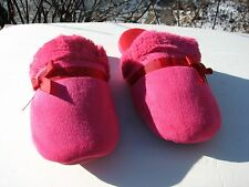 NEW AVON LADIES  SWEET SIMPLICITY PINK SLIPPERS~ YOU CHOOSE SIZE~~