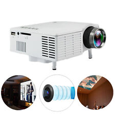 Cinema Video Home Theater Projetor Proyecto Video LED Projector USB 1080P