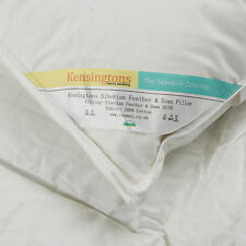 Kensingtons Siberian Goose Feather & Down Luxury Hotel Quality Pillows 50/50