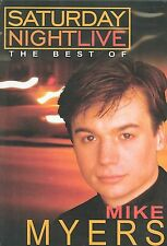 Saturday Night Live: The Best of Mike Myers Mike Myers, Alec Baldwin, Morwenna