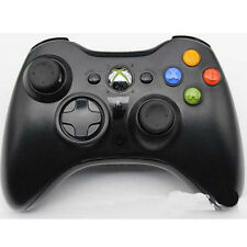 Genuine Black Wireless Game Controller For Microsoft Xbox 360 Windows PC Gamepad
