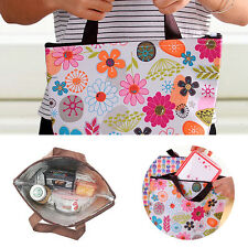 1Pcs Kids Lunch Bags Cool Bag School Lunchbox Picnic Bags Childrens Insulated