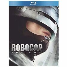 Robocop: Collection (Blu-ray Disc, 2010, 3-Disc Set) w/ Slipcover