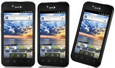 LG Marquee LS855 Black Sprint Boost Mobile Smartphone