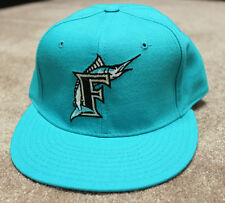 Florida Marlins 59/50 PRO MODEL NEW ERA FITTED Cap / Hat 100% WOOL AA QUALITY!