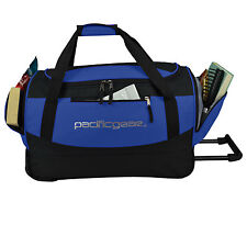 Pacific Gear Gala 20″ Carry-On Lightweight Rolling wheeled Sports Duffel Gym Bag