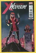 All new Wolverine #21  NM  Mary Jane  Variant