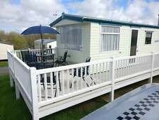For Hire our 8 Berth Caravan on the Isle of Wight at Park Dean Resorts Thorness