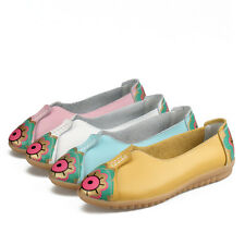 Womens Girls Casual Comfy Bowknot Ballet Flat Shoes Korea Slip On Loafer Oxfords