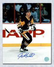 Joe Mullen Pittsburgh Penguins Autographed Hockey 8x10 Photo