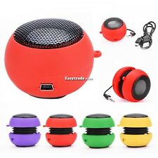 MINI PORTABLE CAPSULE SPEAKER FOR MOBILE PHONES TABLET IPAD IPHONE & ESY101