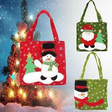 2017 New Xmas Santa Claus Gift Bags Merry Christmas Candy Bags Hot Low-Priced TR