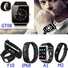 2017 GT08 Bluetooth SmartWatch Phone Wrist watch Android and iOS IP68 GT88 A1