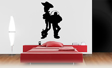 Toy Story Woody and Buzz Lightyear Adult Home Wall Decal Sticker Film Room FI8