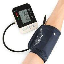 Household Arm Blood Pressure Pulse Monitor Health Care Digital Sphygmomanometer