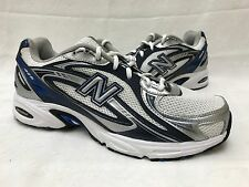 New! New Balance Mens MR425WSB Athletic Running SIZE 8 (4E) Silver/Blue L50