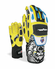 Level Skiing gloves Leather gloves black WorldcupJR Thinsulate™