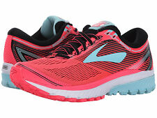 BROOKS GHOST 10 DIVA PINK ICELAND BLUE WOMENS SHOES  ** WORLDWIDE SHIPPING