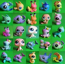 LPS LITTLEST PET SHOP - MIXED PETS -  SEA CREATURES - LOTS TO CHOOSE FROM