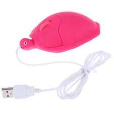 USB 800dpi 3D Wired Optical Cute Turtle Mice Mouse For PC Laptop Ergonomic