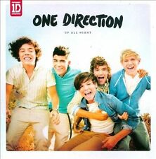 One Direction Up All Night (UK) (CD, Mar-2012, Sony Music Entertainment) New