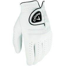 Callaway Golf 2017 Mens Tour Authentic Leather Glove - LH - White