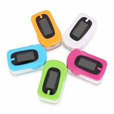 Instant Read Digital Fingertip Pulse Oximeter Blood Oxygen Health Monitor
