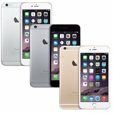 Apple iPhone 6 Plus / 6 / 5S 128/64 GB Factory Unlocked Smartphone - Gold