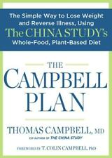 THE CAMPBELL PLAN - CAMPBELL, THOMAS, M.D./ CAMPBELL, T.COLIN , PHD (FRW) - NEW