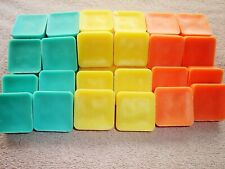 CHOOSE SCENT Receive 24 Wax Tart Melts Approx 10 oz  Scents  H - P