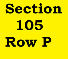 2 Tickets Harry Styles American Airlines Center Dallas Tuesday June 5, 2018